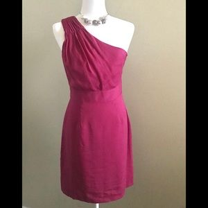 BANANA REPUBLIC PINK DRESS